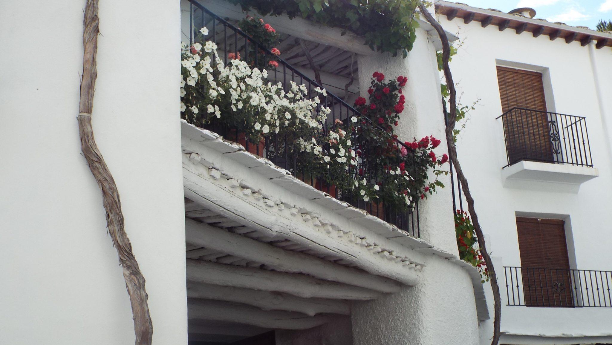 alpujarran village walk andalucia