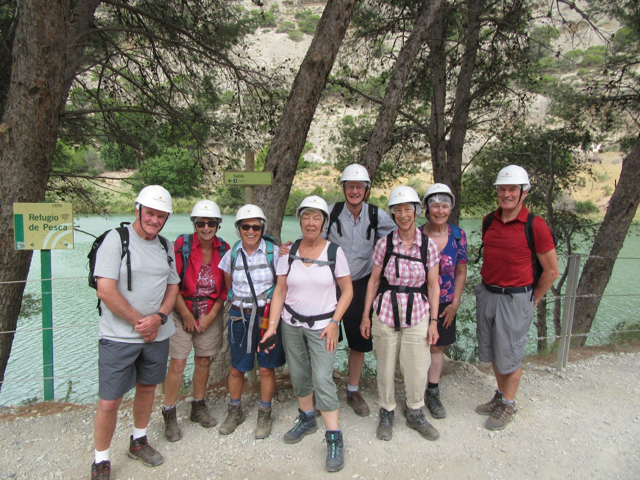 caminito del rey with walk andalucia