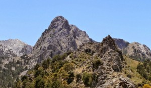 walking mountains in spain