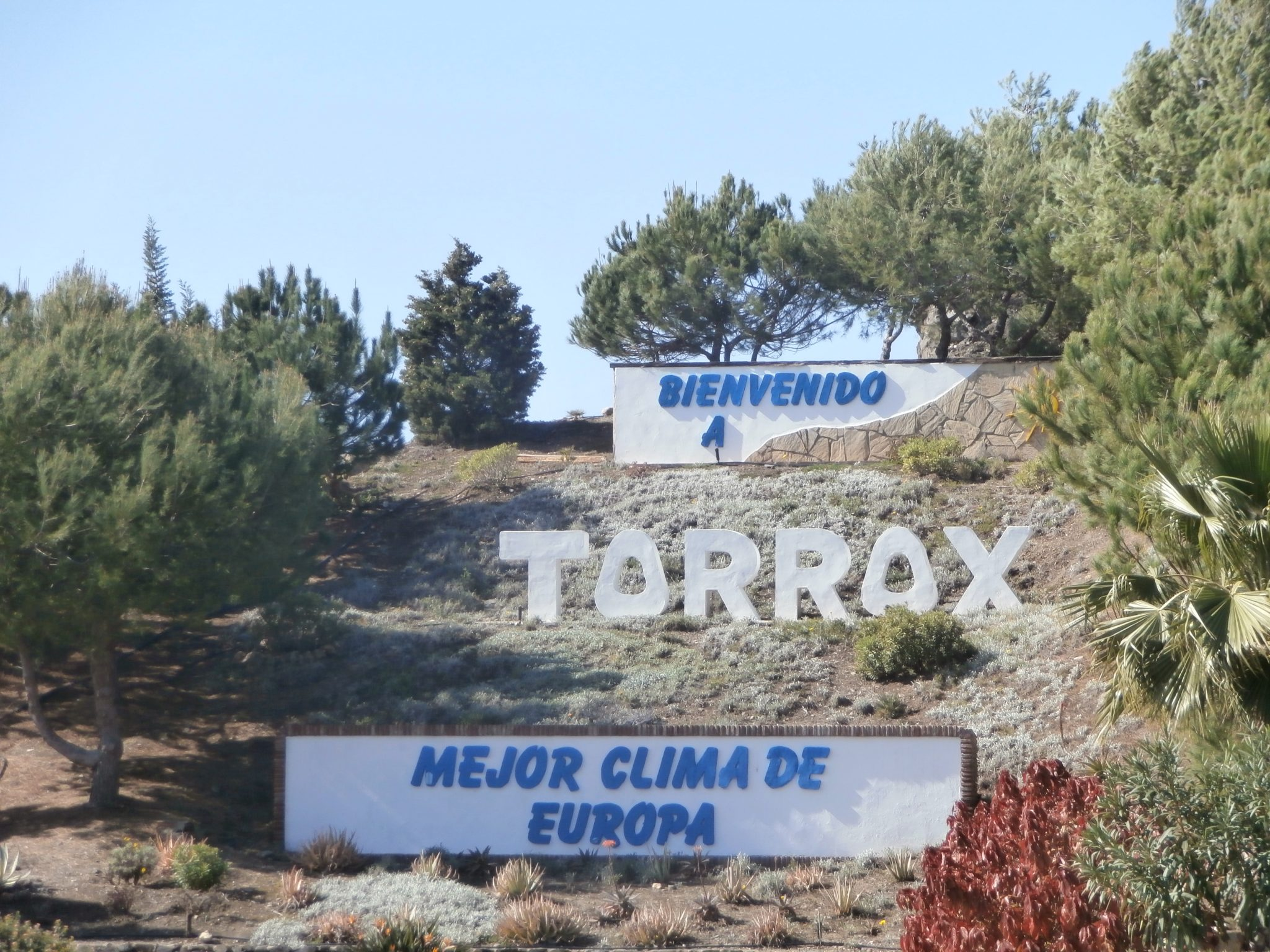 Torrox enjoys the best climate in Europe!